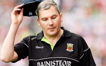 James Horan in for Mayo job
