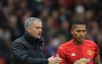 Jose Mourinho has left Antonio Valencia out of group opener for one major concern