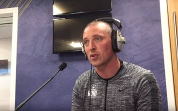 Kieran Donaghy names the toughest defence he ever faced