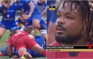Mathieu Bastareaud set for lengthy ban after shocking assault during match