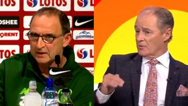 Brian Kerr speaks nothing but sense about the problems in the Ireland camp
