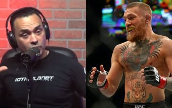 Eddie Bravo's response to Conor McGregor-Khabib Nurmagomedov question was hardly surprising