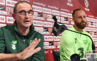 Martin O'Neill and David Meyler talk candidly about their training ground bust-up