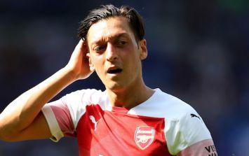 Mesut Ozil set for January transfer to European club?