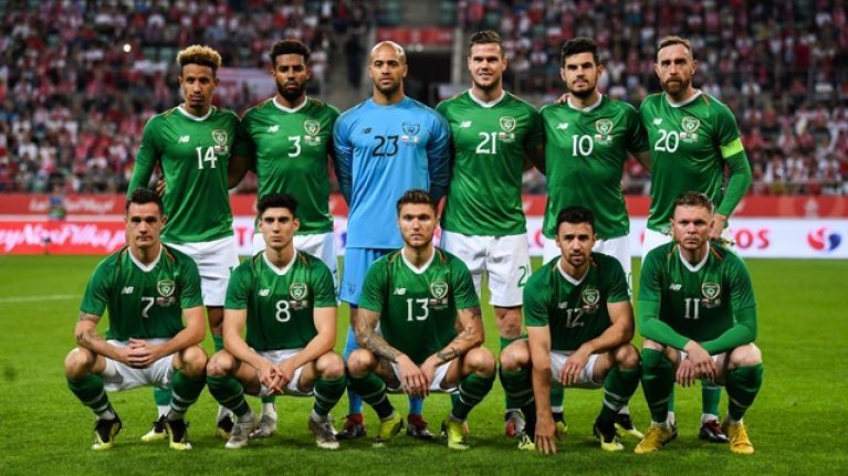 Player ratings as Ireland draw with Poland