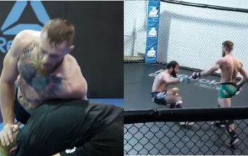 New Conor McGregor training montage is exactly what the doctor ordered