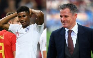 Jamie Carragher names the club Marcus Rashford should join