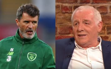 """Keane is finished"" - Eamon Dunphy claims Roy Keane will never get another job in football"