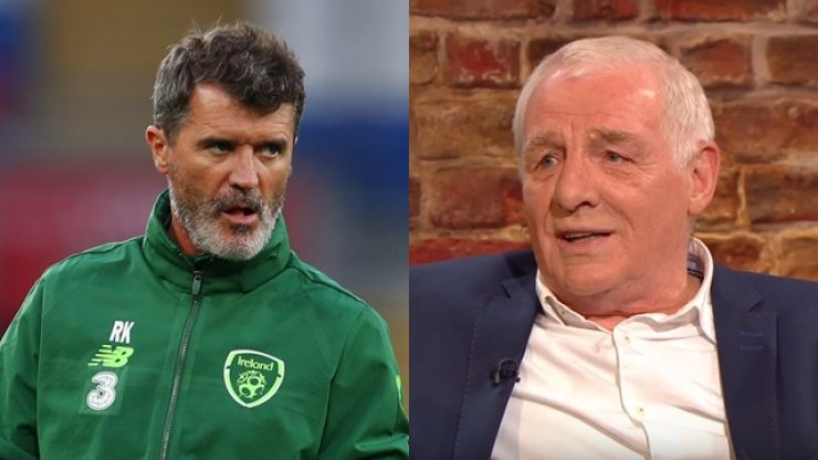 """""""Keane is finished"""" - Eamon Dunphy claims Roy Keane will never get another job in football"""