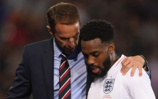 It wasn't hard to work out what Danny Rose roared at referee in win over Switzerland