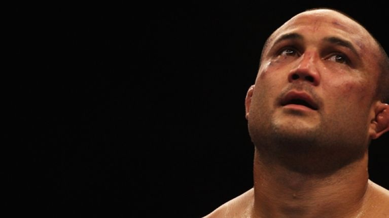 BJ Penn to return against fighter who's undefeated in the UFC