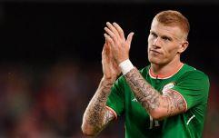 James McClean set to make punditry debut on Eir Sport this weekend