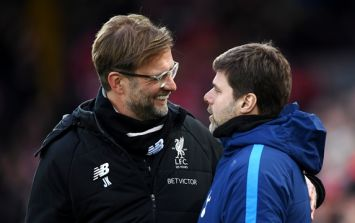 Tottenham will be without two key players for this weekend's match against Liverpool