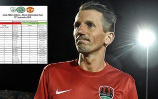 Five names added to Man United and Ireland squads for Liam Miller match
