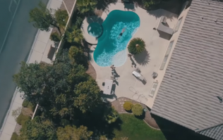 Conor McGregor's coaches' gaff in Las Vegas is as swanky as you'd expect it to be