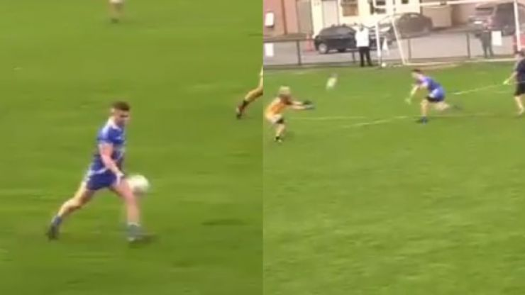 Dublin player kicks ball 60 metres the wrong way in last minute, pays ultimate price