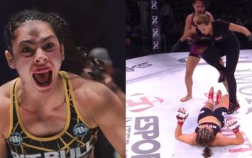 UFC have signed one of the most devastating knockout artists from the European scene