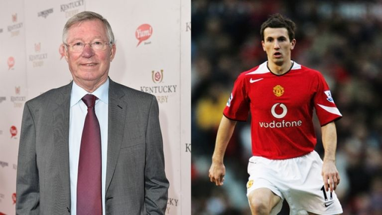 Alex Ferguson pays tribute to Liam Miller on the day of his memorial match in Cork