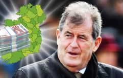 How much your club is getting from JP McManus donation
