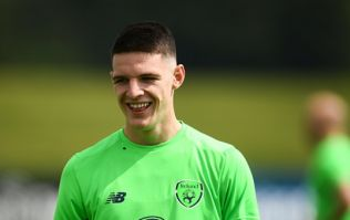 Shay Given blames Gareth Southgate for getting into Declan Rice's head