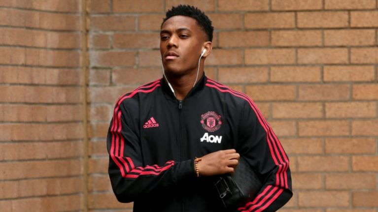 e025d93b549 Anthony Martial shows why he should be starting with role in Juan Mata  wondergoal
