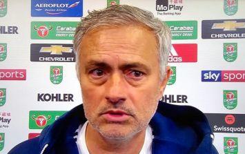 José Mourinho clarifies Paul Pogba decision after League Cup exit