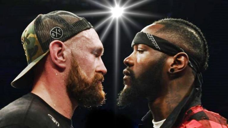 Venue for Tyson Fury's fight with Deontay Wilder appears to have been revealed