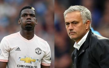 Man United have reportedly picked a side in the Mourinho and Pogba battle
