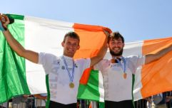 Despite their success the O'Donovan brothers still look to Irish counterparts for inspiration