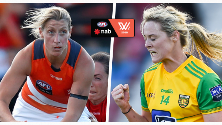 Donegal star set to link up with Cora Staunton in AFLW