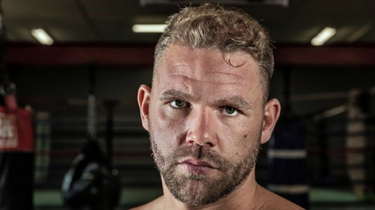 Billy Joe Saunders reportedly fails VADA drug test