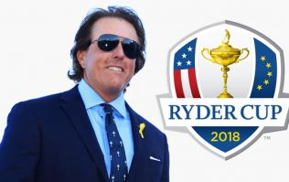 Garcia and Noren hand Phil Mickelson and USA an almighty walloping