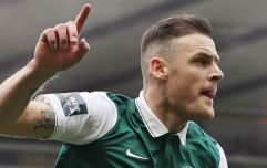 Anthony Stokes has blasted in four goals for his new club