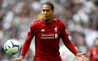 Virgil Van Dijk drops hint that he could return for Chelsea clash
