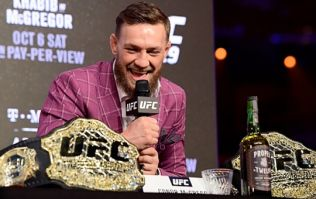 Luke Rockhold: Conor McGregor is on the brink of insanity