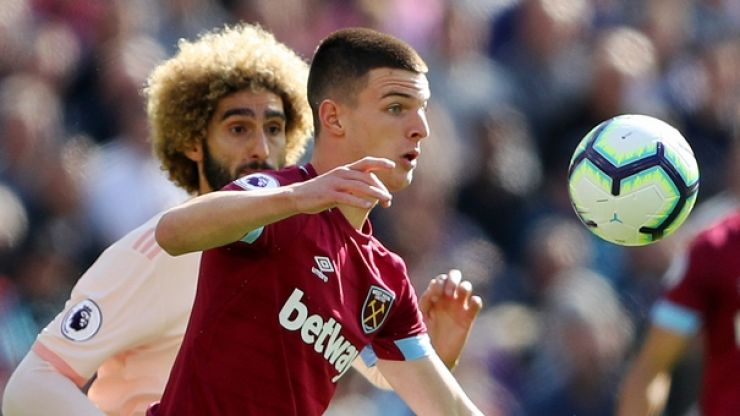 Paul Scholes nails it with his assessment of Declan Rice in Man United humiliation