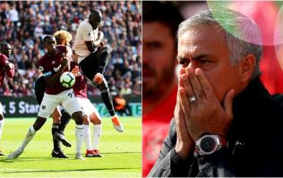 "Jose Mourinho congratulates West Ham scout for discovering ""monster"" Issa Diop"