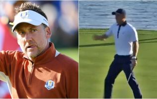 Jordan Spieth makes unmistakable dig at Ian Poulter as USA fight back