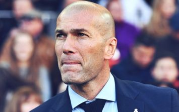 Man United have reportedly held initial talks with Zinedine Zidane