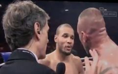 Irish fighter JJ McDonagh threatens Chris Eubank Jr. after defeat
