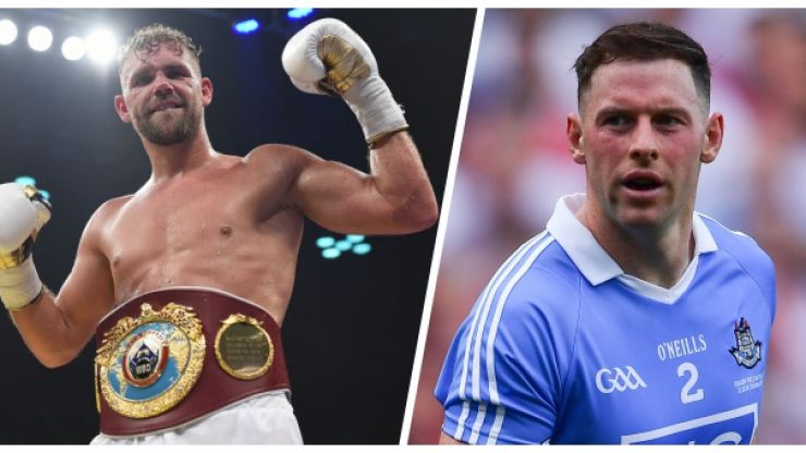 """Coward"" - Philly McMahon speaks for everyone about Billy Joe Saunders video"