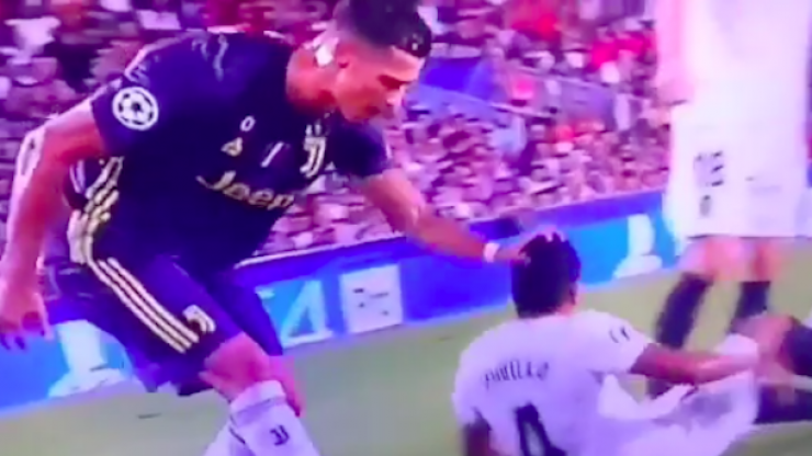 Cristiano Ronaldo to miss Man United game after hair ruffle gate?