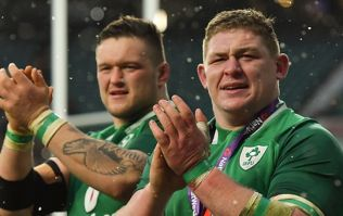 Several Irish players facing tattoo dilemma at next year's Rugby World Cup