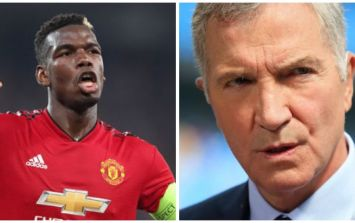Graeme Souness questions Paul Pogba's commitment after man of the match performance