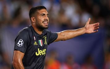 Emre Can receives heavy backlash for 'women' comment on Ronaldo red card