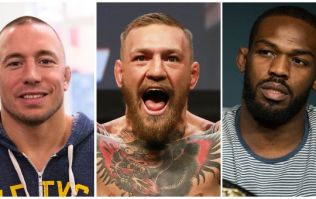 Dana White names his greatest UFC fighter of all time