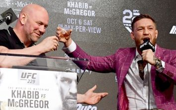 Conor McGregor has signed a new deal with the UFC