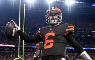 No.1 draft pick comes off the bench to give Cleveland Browns first win in 635 days