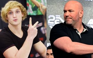 Dana White's comments about Logan Paul are absolutely gas