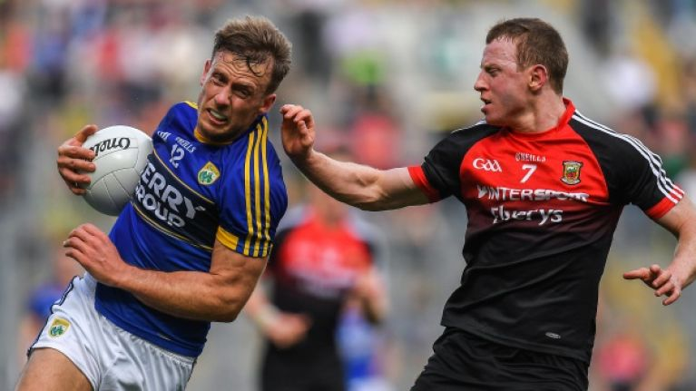 Kerry's most underrated star Donnchadh Walsh retires at 34